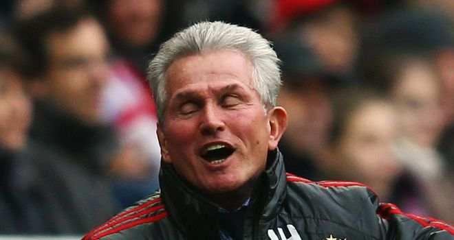 Jupp Heynckes: Saw Bayern held by Gladbach