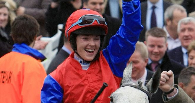 Katie Walsh: Sitting out Friday's action