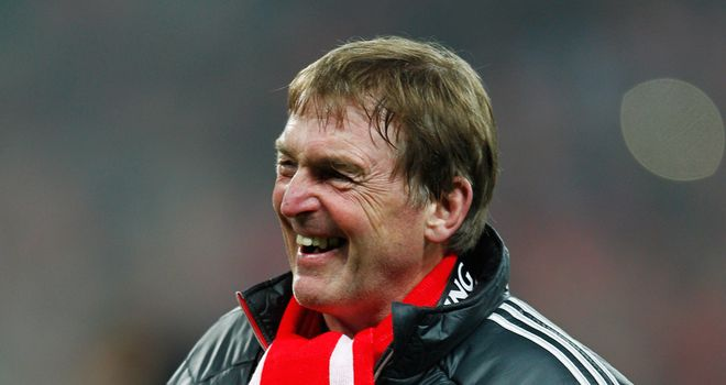 Kenny Dalglish: Doing his best to bring success back to Liverpool
