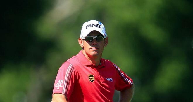 Lee Westwood: Still searching for first major triumph