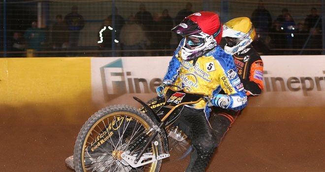 Lewis Bridger: Has joined Lakeside Hammers