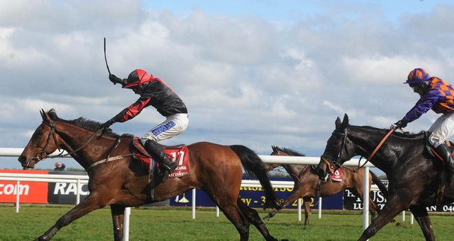 Lion Na Bearnai: Battles to victory in the Irish Grand National at Fairyhouse