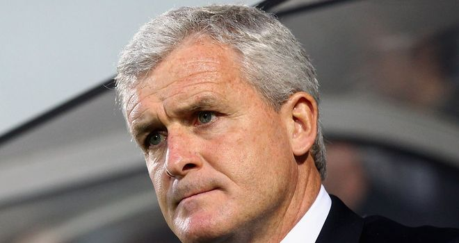 Mark Hughes: Looking to guide Queens Park Rangers to Premier League safety