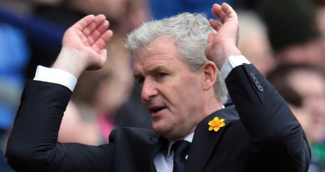 Mark Hughes: Claims Premier League suggested QPR form a guard of honour at Stamford Bridge