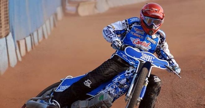 Mateusz Szczepaniak: Has joined Coventry Bees (Pic credit Jay Eastwood)