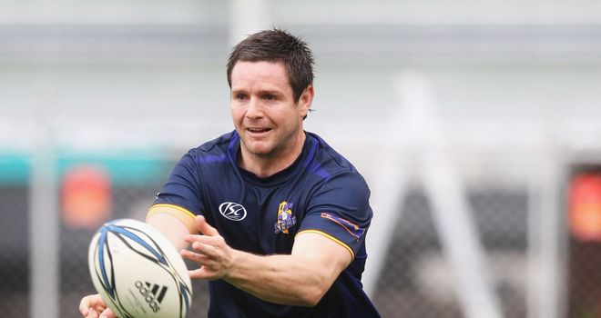 Mike Delaney: Has joined the Highlanders as cover for Colin Slade