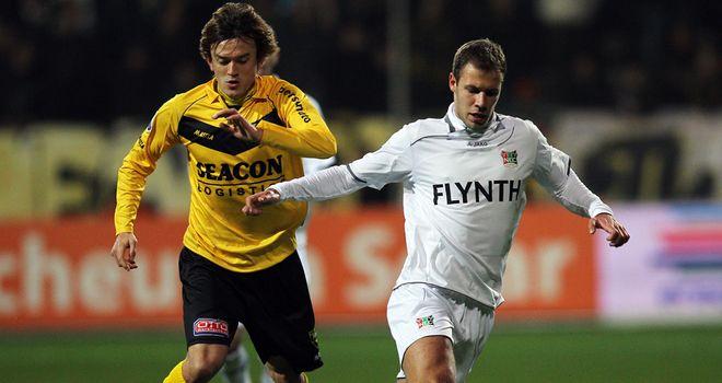 Krisztian Vadocz: On target in victory