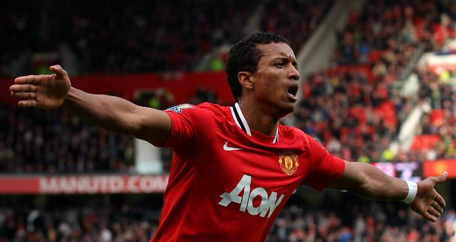 Nani: Very happy at Manchester United as talks continue over a new contract