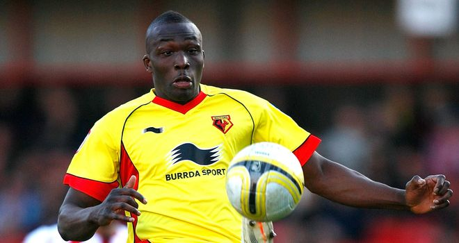 Nyron Nosworthy: Signed on loan