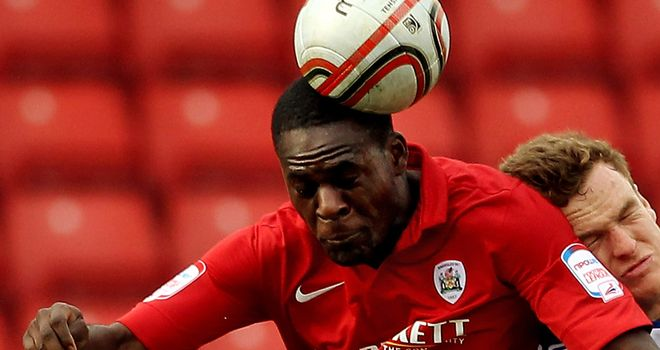 Frank Nouble: Set to join Ipswich from Wolves