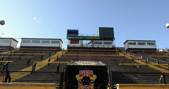Bradford Bulls' players will be paid by Wednesday at the latest