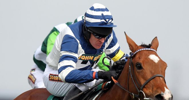 Oscar Whisky: World Hurdle appears likely target
