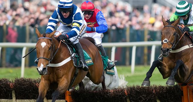 Oscar Whisky: Could reappear at Ascot on Saturday