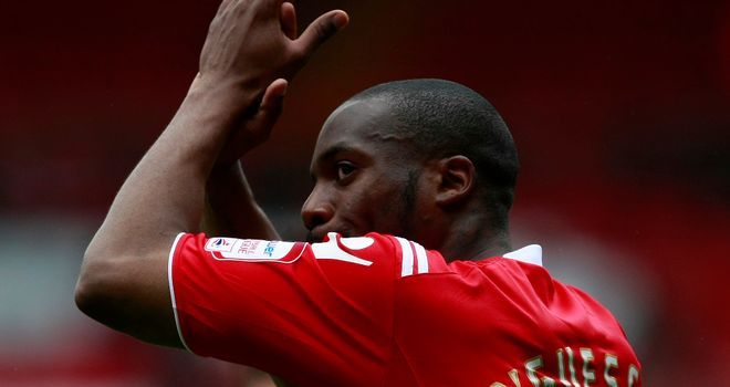 Dany N'Guessan: Took in a loan spell at Charlton last season
