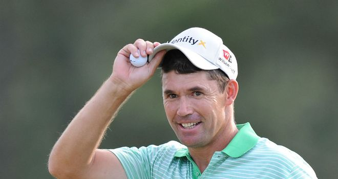Padraig Harrington: Believes he can recapture his best form