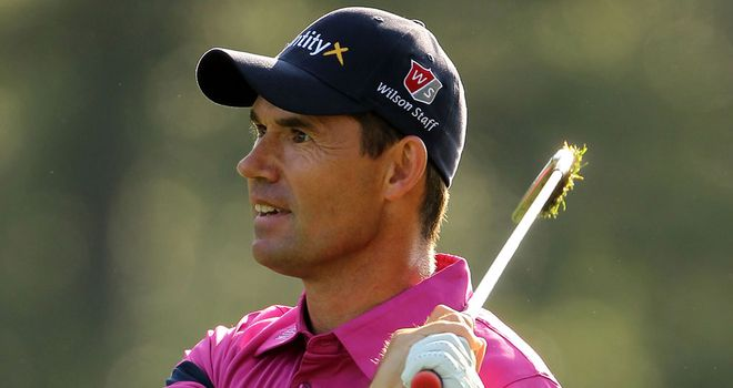 Padraig Harrington: opening round of 71 for Irishman at Augusta