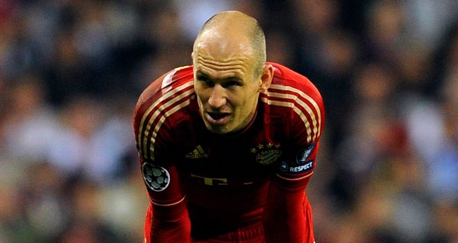Arjen Robben: Was poised to pen a new deal at Bayern, but could now be on his way