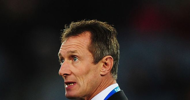 Rob Howley: Has named the same line-up