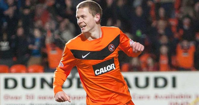 Scott Robertson: Former Dundee United midfielder is understood to be having a medical at Blackpool