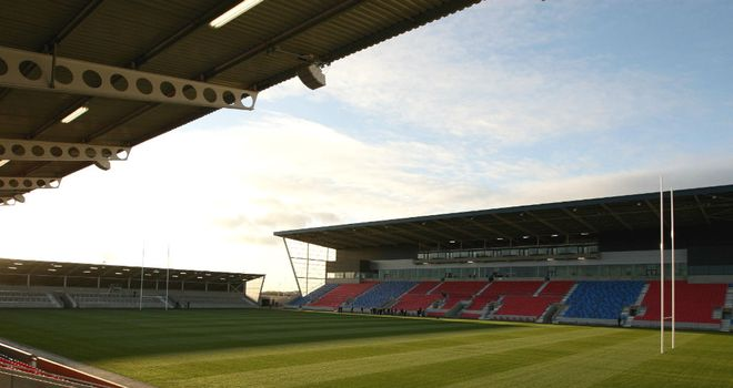 City of Salford Stadium: fixture clash between tenants
