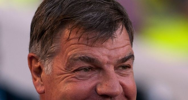 Sam Allardyce: Hoping relegated Coventry can do West Ham a favour