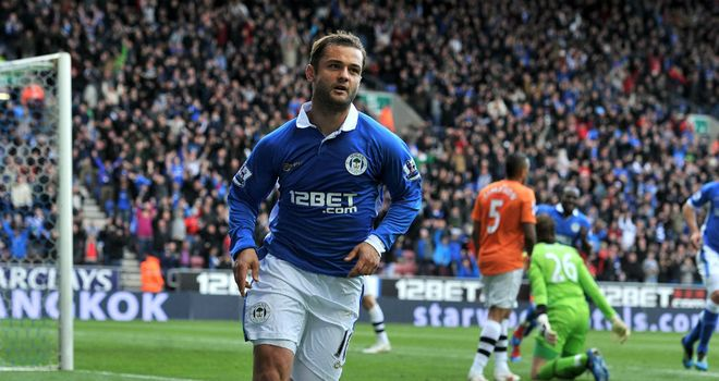 Shaun Maloney: Found form at the end of last season and excited about the new campaign