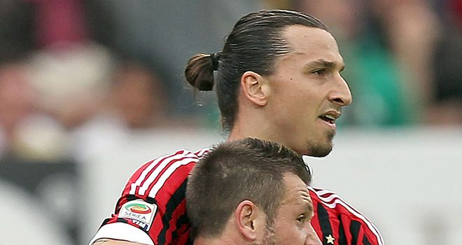 Zlatan Ibrahimovic: Yet to agree personal terms with Paris St Germain
