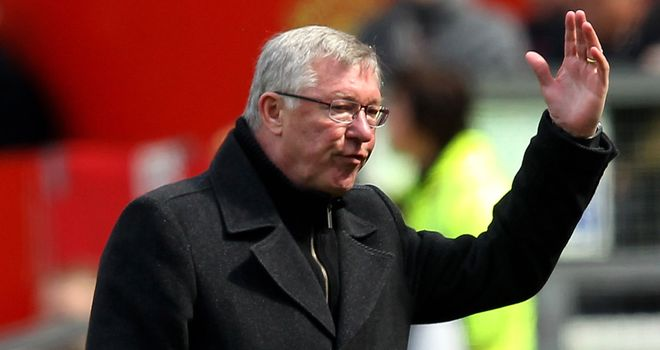 Sir Alex Ferguson: Manchester United manager still rues dropped points against Everton