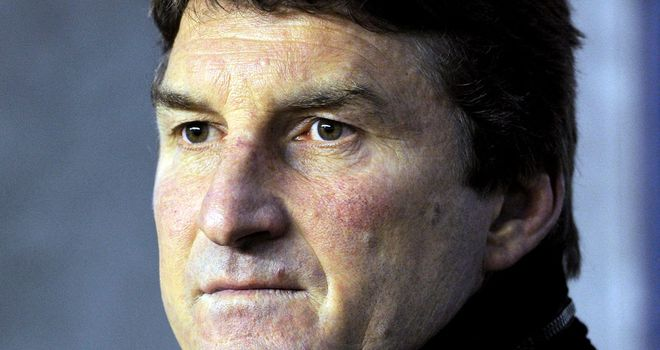 Tony Smith: Relishing the clash with St Helens