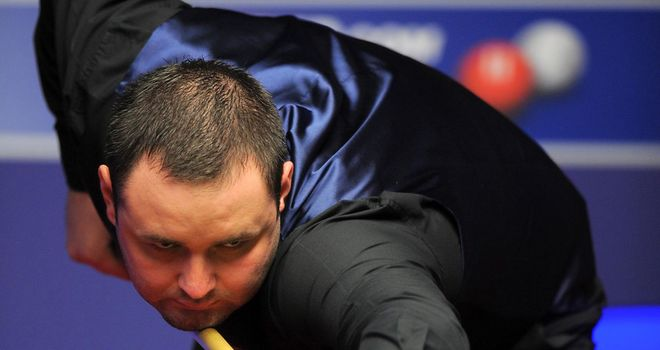 Stephen Maguire: Knows that facing Stephen Hendry at the Crucible will be a tough task