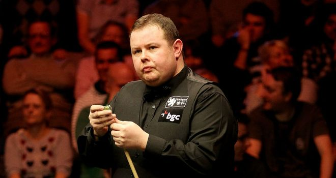 Stephen Lee: suspended the day after he lost 4-2 to John Higgins