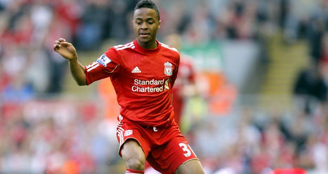 Raheem Sterling: Liverpool teenager may be sent out on loan to build up his first-team experience