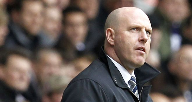 Steve Kean: The Blackburn manager has been a constant target of unrest from fans