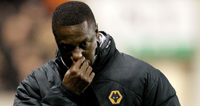 Terry Connor: focused on Wolves' remaining games after relegation was confirmed