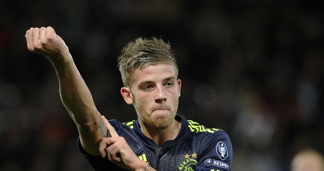 Toby Alderweireld: Drawing admiring glances from the Premier League