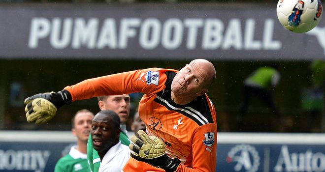 Friedel: The Spurs keeper will be on The FF Show to discuss goalkeeping