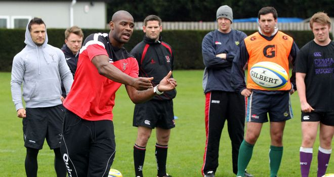 Ugo Monye: Believes it would be an injustice if Quins missed out on silverware this season
