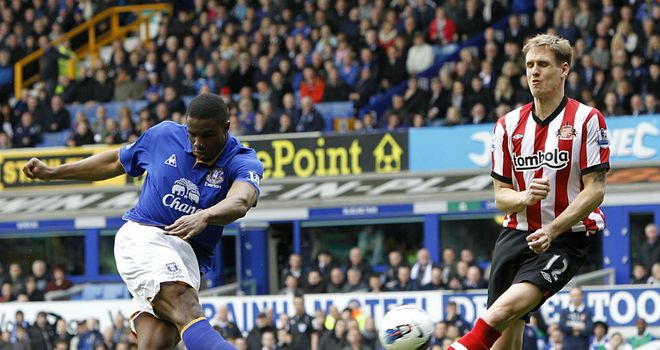 Everton have been firing in the shots this season but Sunderland must look to do more than just absorb punishment