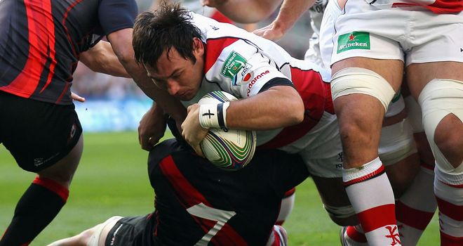 Pedrie Wannenburg: Part of the defeated Heineken Cup final side