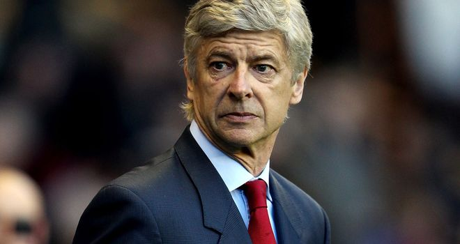 Arsene Wenger: Knows Arsenal are in control of their own fate