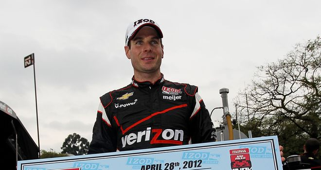 Will Power: Aiming for third win in Sao Paulo