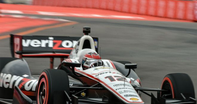 Will Power: Third straight win in Sao Paulo and third straight win in 2012