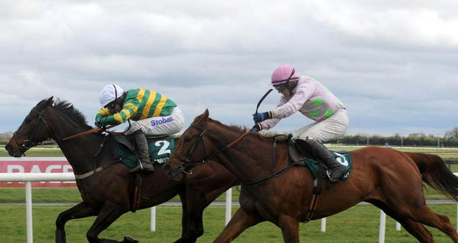 Alderwood: Draws clear of Allure Of Illusion at Fairyhouse