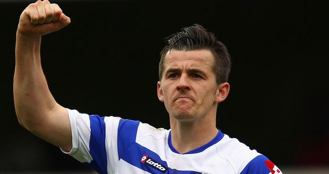 Joey Barton: Didn't play at Old Trafford because he was on nine bookings