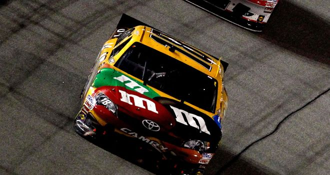 Kyle Busch: New deal with Joe Gibbs Racing