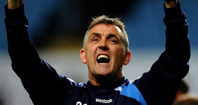 Owen Coyle: Bolton boss rebuilding his squad ahead of the new season