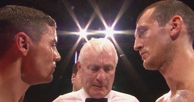 Derry Matthews V Anthony Crolla II – Here We Go Again!
