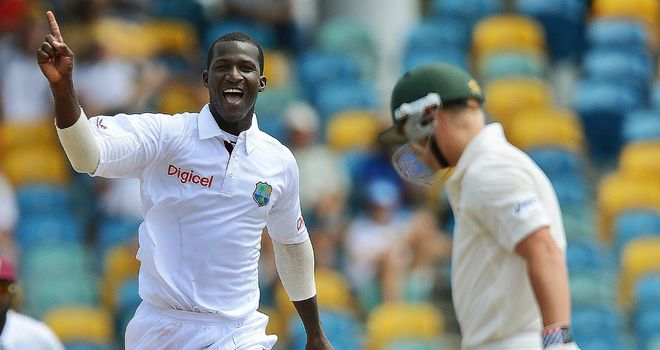 Darren Sammy: West Indies captain will go straight into Test series