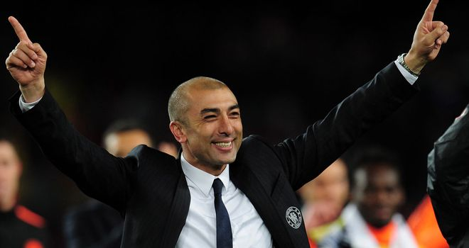 Roberto Di Matteo: Feels Roy Hodgson is highly rated from fellow managers