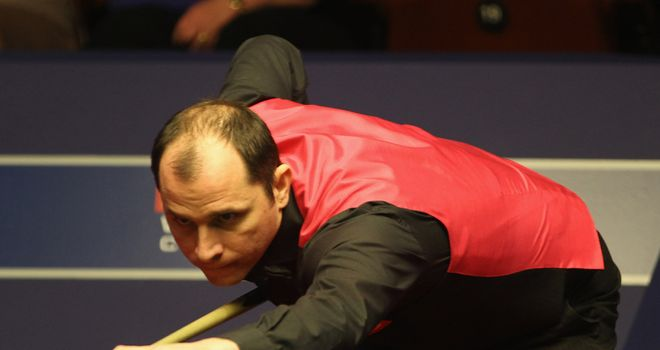 Joe Perry: Wrapped up an emphatic 10-1 victory over Graeme Dott